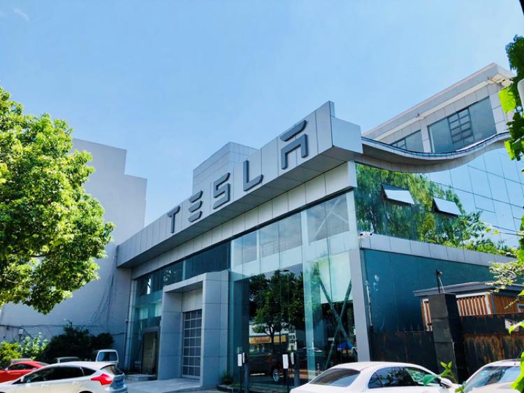 Tesla Hangzhou