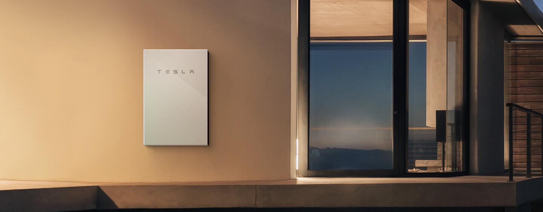 Tesla Powerwall 特斯拉中国 Tesla